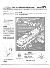 Maritime Reporter Magazine, page 5,  Mar 2004