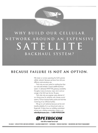 Maritime Reporter Magazine, page 7,  Mar 2004 cellular network
