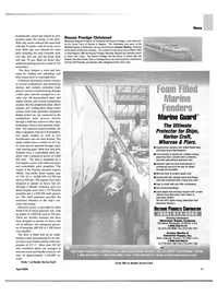 Maritime Reporter Magazine, page 11,  Apr 2004 Texas