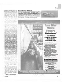 Maritime Reporter Magazine, page 11,  Apr 2004 Texas