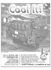 Maritime Reporter Magazine, page 15,  Apr 2004 Volvo Penta CONTROLS INC.