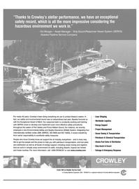 Maritime Reporter Magazine, page 21,  Apr 2004 William Sound