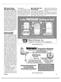 Maritime Reporter Magazine, page 23,  Apr 2004 Thomas H. Collins