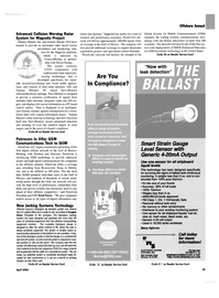 Maritime Reporter Magazine, page 29,  Apr 2004 This technology