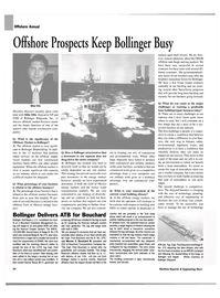 Maritime Reporter Magazine, page 36,  Apr 2004 brown water transportation markets