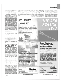 Maritime Reporter Magazine, page 37,  Apr 2004 Florida Gulf of Mexico