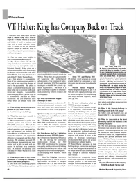 Maritime Reporter Magazine, page 42,  Apr 2004 Army War College