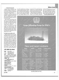 Maritime Reporter Magazine, page 43,  Apr 2004 Ivory Coast BP