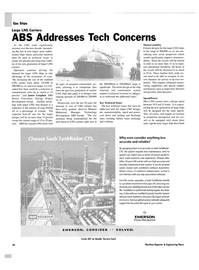 Maritime Reporter Magazine, page 46,  Apr 2004 Mumtaz Mahmood