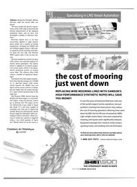 Maritime Reporter Magazine, page 51,  Apr 2004 Marine