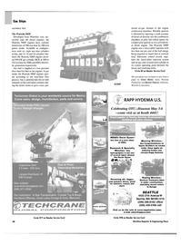 Maritime Reporter Magazine, page 52,  Apr 2004 Glenn Mattas