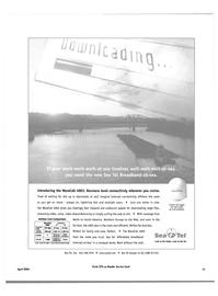 Maritime Reporter Magazine, page 55,  Apr 2004