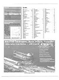 Maritime Reporter Magazine, page 4,  Apr 2004 Florida