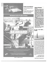 Maritime Reporter Magazine, page 8,  May 2004