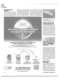 Maritime Reporter Magazine, page 10,  May 2004