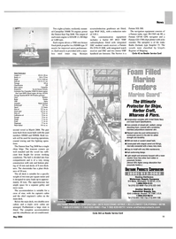 Maritime Reporter Magazine, page 13,  May 2004 California