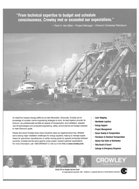 Maritime Reporter Magazine, page 15,  May 2004