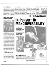 Maritime Reporter Magazine, page 19,  May 2004