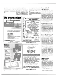 Maritime Reporter Magazine, page 20,  May 2004