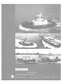 Maritime Reporter Magazine, page 21,  May 2004
