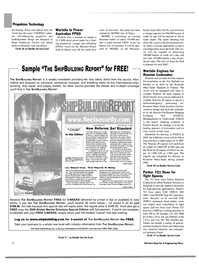 Maritime Reporter Magazine, page 38,  May 2004