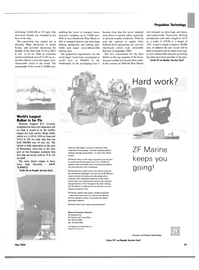 Maritime Reporter Magazine, page 43,  May 2004