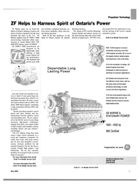 Maritime Reporter Magazine, page 45,  May 2004