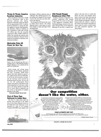 Maritime Reporter Magazine, page 3,  May 2004 the Navy and Newport News