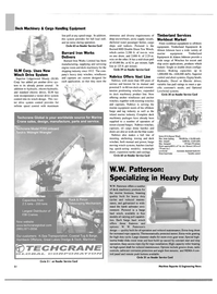 Maritime Reporter Magazine, page 58,  May 2004