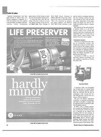 Maritime Reporter Magazine, page 3rd Cover,  May 2004 fuel oil separators