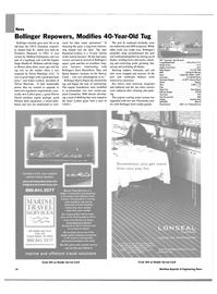 Maritime Reporter Magazine, page 14,  Jun 2004