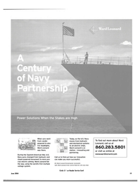 Maritime Reporter Magazine, page 19,  Jun 2004 United States Navy