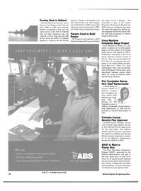 Maritime Reporter Magazine, page 20,  Jun 2004