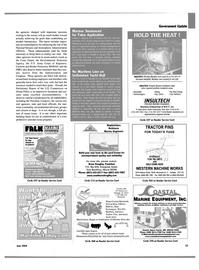 Maritime Reporter Magazine, page 23,  Jun 2004