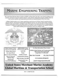 Maritime Reporter Magazine, page 1,  Jun 2004