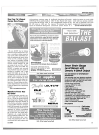 Maritime Reporter Magazine, page 41,  Jun 2004