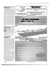 Maritime Reporter Magazine, page 49,  Jun 2004