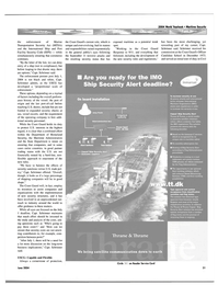 Maritime Reporter Magazine, page 51,  Jun 2004 United Nations
