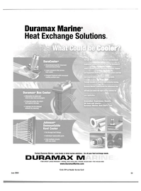 Maritime Reporter Magazine, page 53,  Jun 2004 engineered cooling solutions