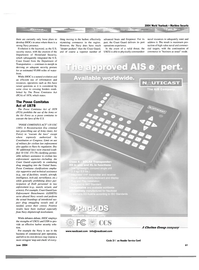 Maritime Reporter Magazine, page 61,  Jun 2004 Department of Homeland Security