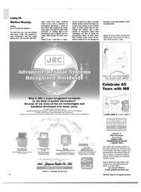 Maritime Reporter Magazine, page 8,  Jul 2004