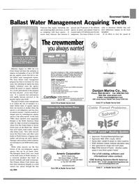 Maritime Reporter Magazine, page 9,  Jul 2004 New Jersey