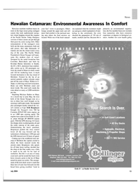 Maritime Reporter Magazine, page 13,  Jul 2004 Molokini crater