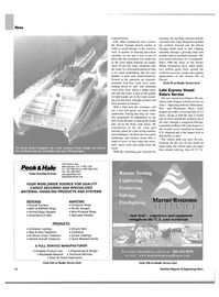Maritime Reporter Magazine, page 14,  Jul 2004 Michigan