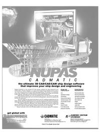 Maritime Reporter Magazine, page 17,  Jul 2004 3D modelling technology