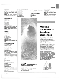 Maritime Reporter Magazine, page 19,  Jul 2004