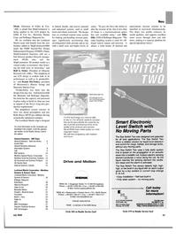 Maritime Reporter Magazine, page 23,  Jul 2004 Rolls-Royce MT30