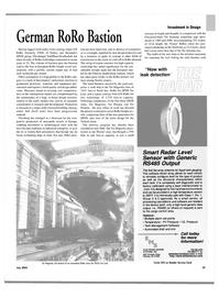 Maritime Reporter Magazine, page 29,  Jul 2004 Tor Petunia