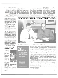 Maritime Reporter Magazine, page 33,  Jul 2004 Harman On Time Radio