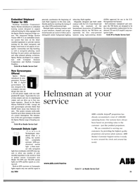 Maritime Reporter Magazine, page 35,  Jul 2004 satellite signal